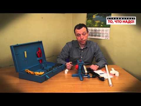 купить аппарат для сварки пластиковых труб отзывы STURM! TW7225P