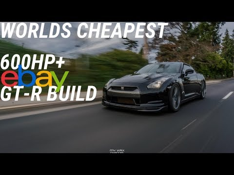 THE *600+ HP* eBAY GT-R BUILD | 2009 NISSAN R35 GTR TWIN TURBO