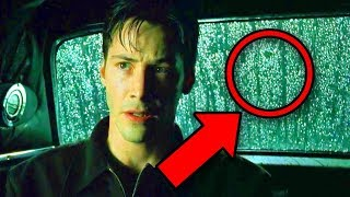 MATRIX BREAKDOWN! Secret Easter Eggs, Visual Analysis & Deeper Meaning!