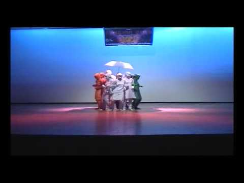 MGMC Fungina Group Dance Competition Patriotic 2006 Batch Travel Video