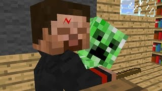 - Monster School Magic Minecraft Animation