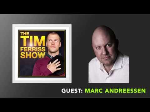 Marc Andreessen Interview (Full Episode) | The Tim Ferriss Show (Podcast)