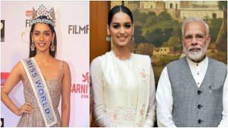 When PM Modi embarrassed Miss World Manushi Chhillar