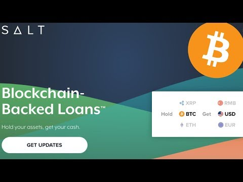 Salt Lending - What Is It? (Cryptocurrency Loans) | Where To Buy And Store | Investment Talk