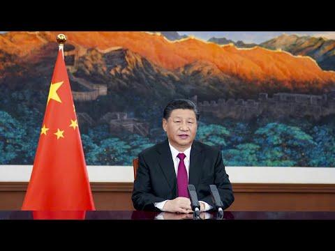CGTN: de mãos dadas: China clama por multilateralismo para enfrentar crises globais