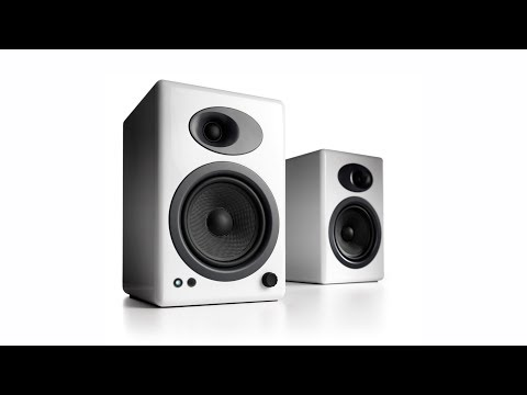 MacVoices #18117: Briefing - The Audioengine A5+ Wireless Speakers