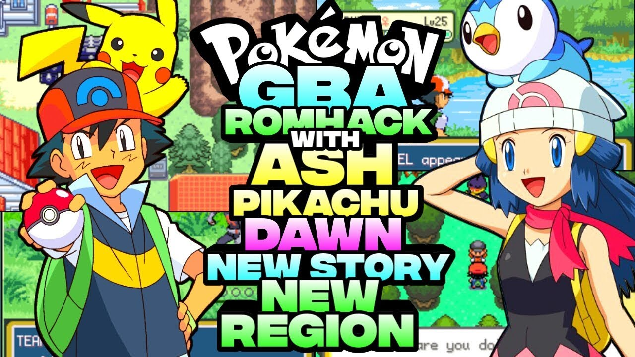 Something also pokemon dawn and pikachu something is