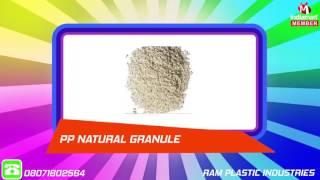 PP & CP Granules By Ram Plastic Industries, Delhi