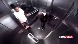 CCTV anggota DPRD berak berak di lift setelah dipriksa KPK