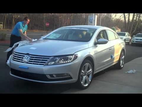 The 2013 VW CC