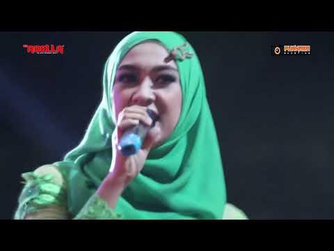 SHOLAWAT BADAR Firra Azzahra OM ADELLA Live Alun Alun Tuban