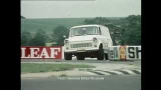 Transit Supervan - 1971