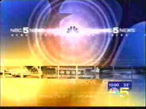 NBC 5 News @ 10 2000-2005