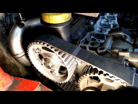 """""""ГТ"""" Кап ремонт двигателя К9К - 1.5dci от Renault! #3. Запустили двигатель.... а там ж...опа!!!((("""