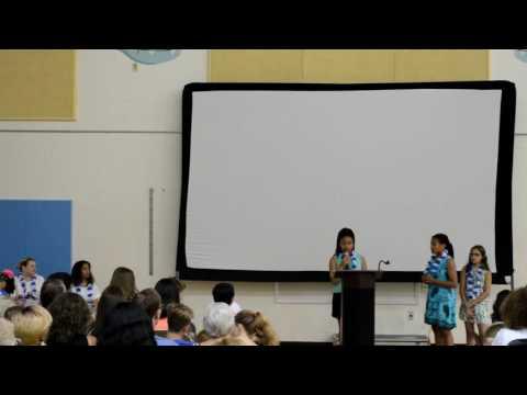 Adam Fox 5th Grade Promotion Ceremony