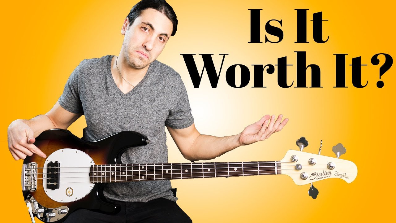 an affordable musicman stingray bass sterling by musicman ray24 bass review youtube. Black Bedroom Furniture Sets. Home Design Ideas