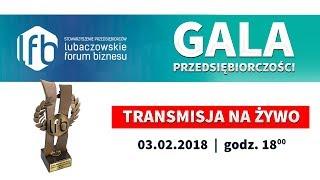Gala Finałowa Plebiscytu na Przedsiębiorcę Roku Ziemi Lubaczowskiej