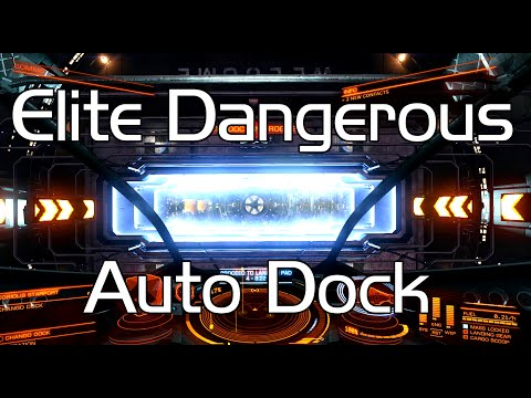 Elite Dangerous Auto Dock