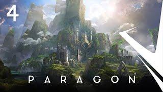 Let's Play PARAGON #04 - Feuertaufe mit Riktor
