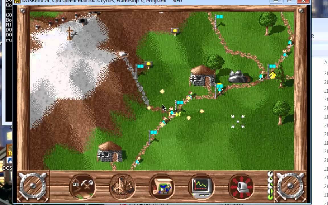 GDPC: Die Siedler 1 auf Windows XP + Vista + 7 + 8 spielen ...