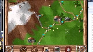 GDPC: Die Siedler 1 auf Windows XP + Vista + 7 + 8 spielen mit DOSBox / Level 1 / The Settlers