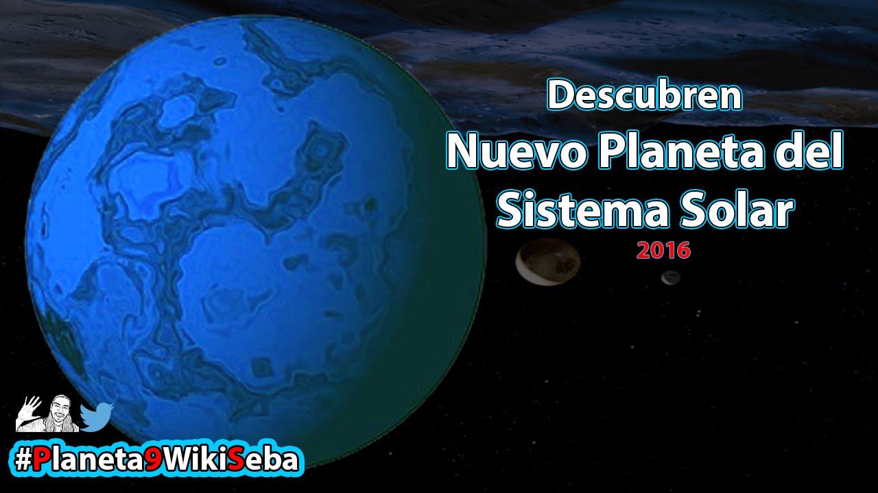 Nuevo Planeta en el Sistema Solar | Planeta 9