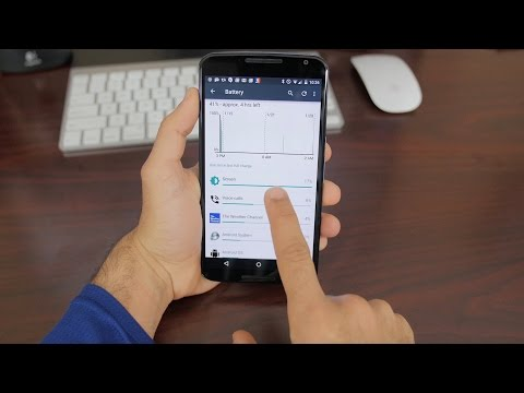 Nexus 6: Battery Life Disappointments