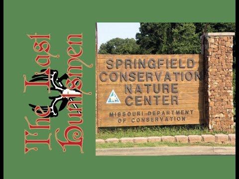 Hiking in Missouri, Part 2. Springfield Nature Center