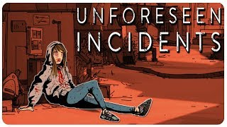 Skimming Through The Infected Apocalypse - Unforeseen Incidents Gameplay Part 1?