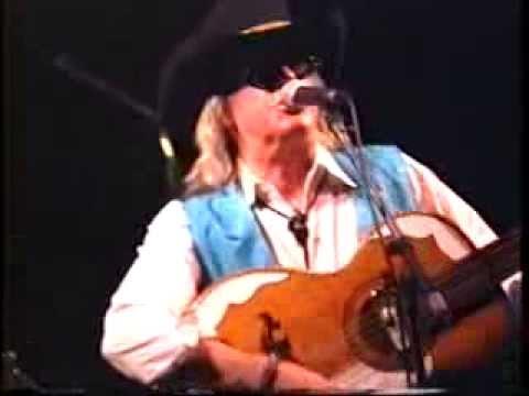 Doug Sahm & The Real Texas Blues Band   To Ramona a Bob Dylan song   Lokeren 11 august 1995 Uncircul