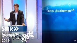 Lars Reichow – Fastnachtsthemen 2019