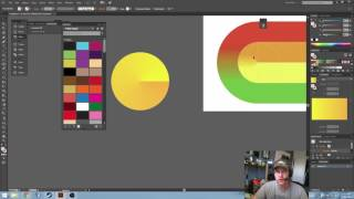 Creating Conical Gradients