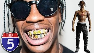 Top 5 Travis Scott Strange Facts
