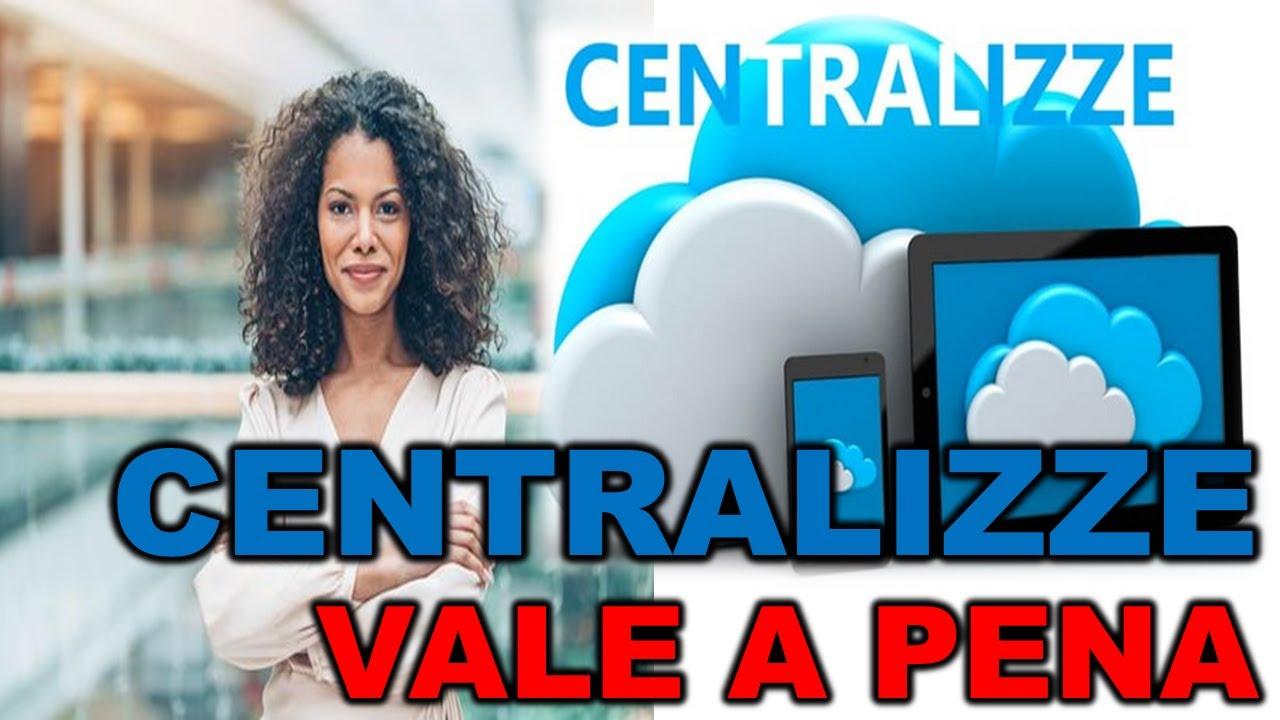 centralizze tutorial