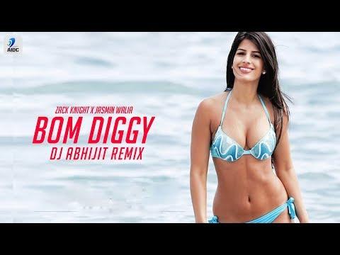 Bom Diggy   Zack Knight x Jasmin Walia   DJ Abhijit Remix   Abhi Desi Vol.5