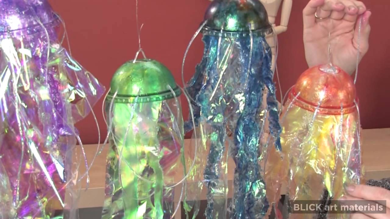 recycled jellies - lesson plan