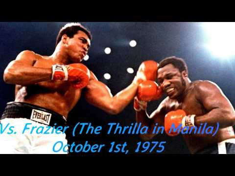 The Greatest - The 20 Greatest Achievements Of Muhammad Ali's Life | Boxing Legend