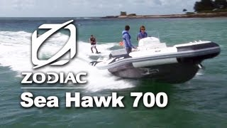 Zodiac Sea Hawk 700 | Rigid Inflatable Boats (RIB)