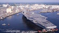 The Pentagon Reportedly Decided to Retire USS Harry S. Truman Aircraft Carrier Two Decades Early