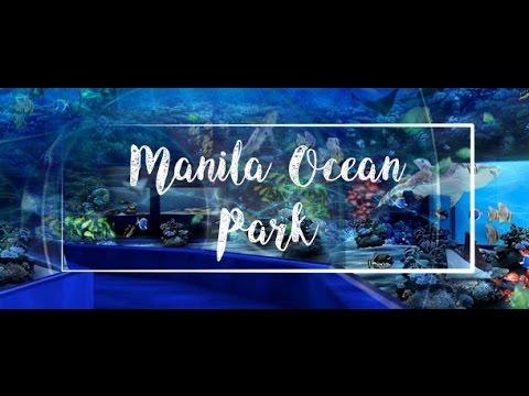 The Travel Seeker  - Manila Ocean Park Deep Experience 2017