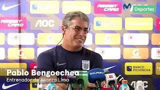 Pablo Bengoechea habló sobre las supuestas indisciplinas de Carlos Ascues y Jean Deza