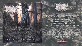 Abhorrent Deformity - Entity of Malevolence Album Stream