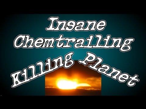 Insane Chemtrailing Killing Planet HI-RES 3D slideshow