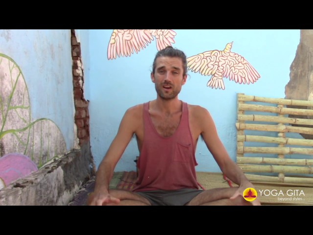 Yoga Gita testimonial by Gregory
