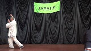 Тавале 2012. Культурная программа перед блоком 42.