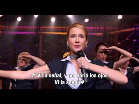 The Barden Bellas - The sign/Bulletproof/Eternal Flame/Turn the Beat Around (Pitch Perfect)