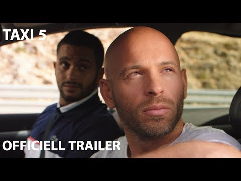 Taxi 5 | Officiell Trailer