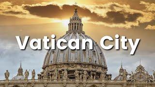 TE Destinations: Vatican City