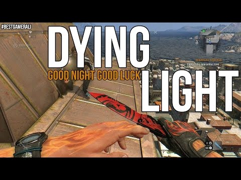 Dying Light  Legendary Weapons And Outfits  YouTube