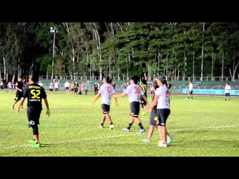 Philippine Ultimate Frisbee Nationals 2015